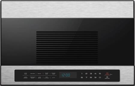 avanti motr13d3s 24 inch over the range 1 34 cu ft capacity microwave oven
