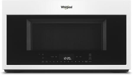 whirlpool wmh78019hw 30 inch over the range 1 9 cu ft capacity microwave oven