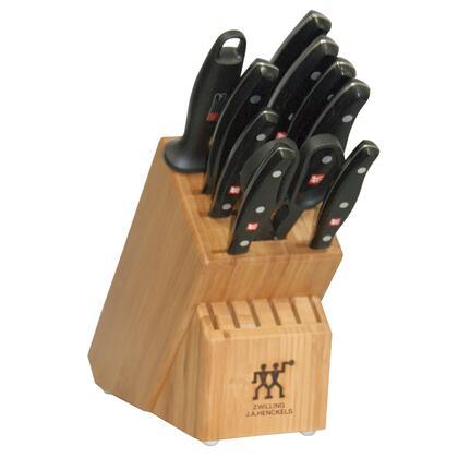 Zwilling 30768-000 J.A. Henckels Twin Signature 11-Pc Knife Block