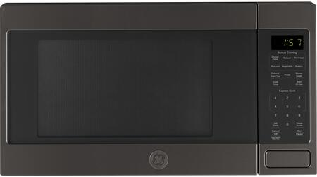 ge jes1657bmts 1 6 cu ft capacity countertop microwave