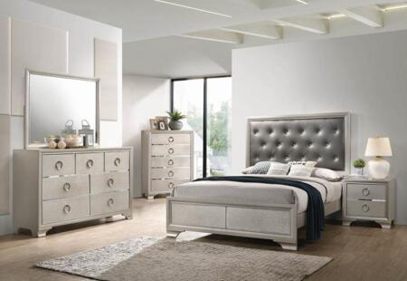 coaster salford 5 piece king size bedroom set