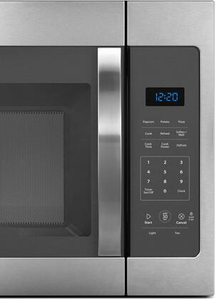 whirlpool wmh31017fs 30 inch stainless