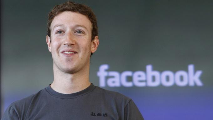 Mark Zuckerberg - Mạng xã hội Facebook.com