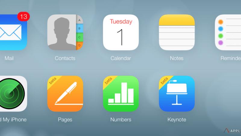 Apple cập nhật iWork trên iCloud với nhiều tính năng mới