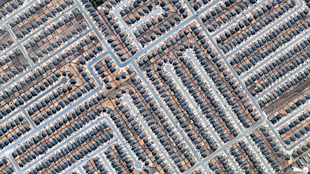 Residential Development, Killeen, Texas, USA