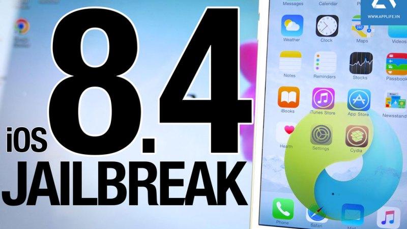 TaiG phát hành TaiG Jailbreak Tool 2.2 hỗ trợ jailbreak iOS 8.4 cho iPhone, iPad
