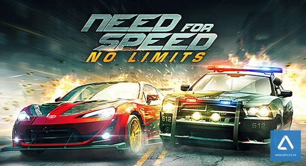[Download] Need For Speed No Limits cho iOS và Android