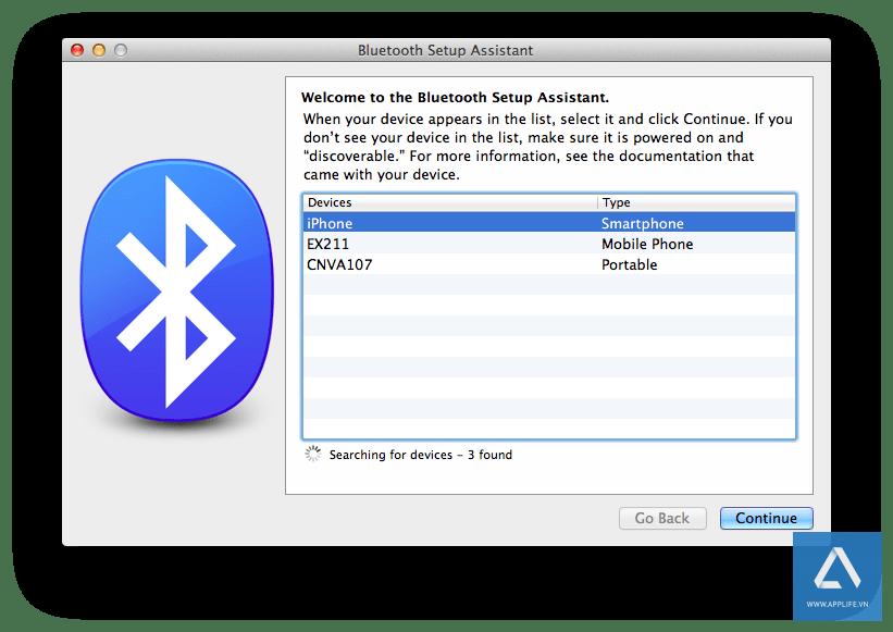 Mac-OS-X-tethering-set-up-bluetooth-device-list