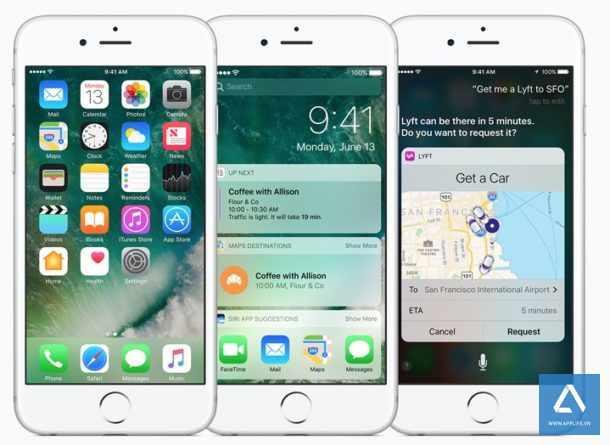 Apple phát hành iOS 10.2 beta đầu tiên cho iPhone, iPad, iPod Touch