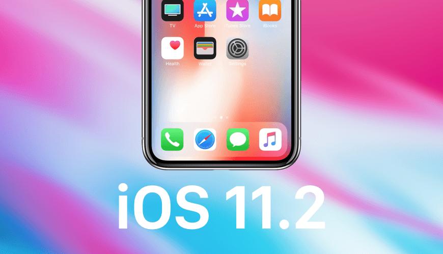 Link tải iOS 11.2 trực tiếp, mới nhất cho iPhone, iPad, iPod touch