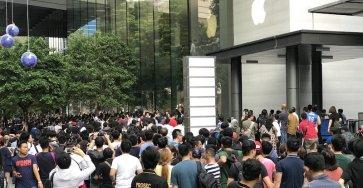 Apple Store Singapore