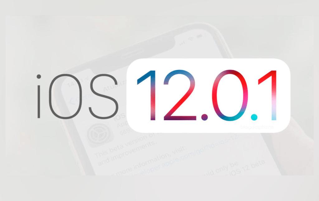 Link tải trực tiếp iOS 12.0.1 mới nhất cho iPhone, iPad, iPod touch