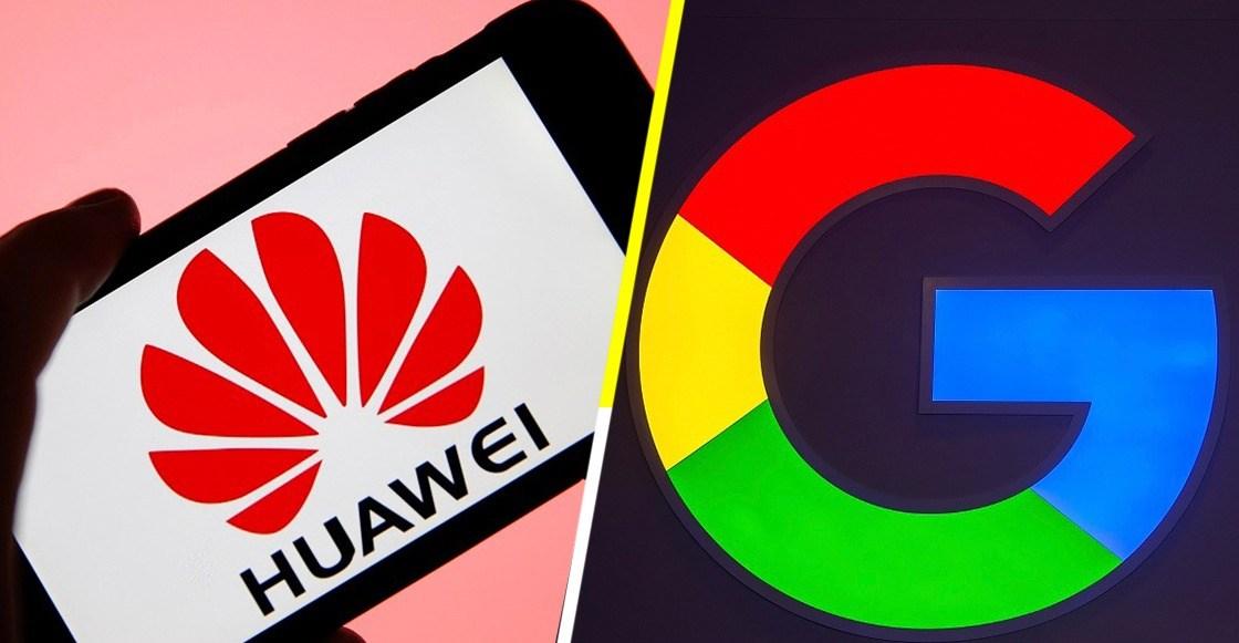 Google đình chỉ mọi hoạt động kinh doanh với Huawei