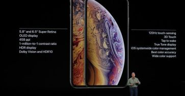 iPhone XS Max OLED