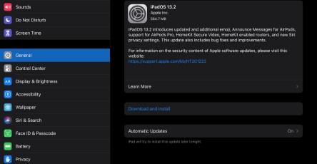 iPadOS-13.2