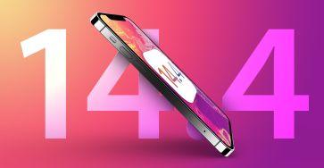 Link tải trực tiếp iOS, iPadOS 14.4 cho iPhone, iPod và iPod touch