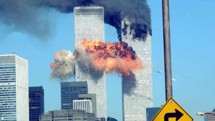 Image result for تنظيم القاعدة والطريق المؤدي إلى 9/11