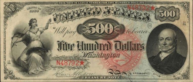 تعرف إلى العملات الأمريكية