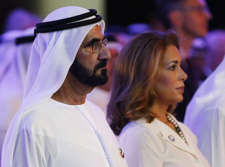 مصادر لـcnn حاكم دبي يقاضي زوجته الأميرة هيا في المحكمة
