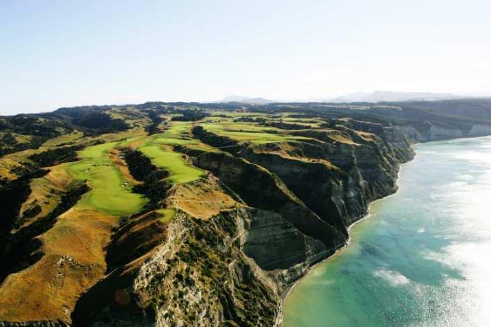 أغرب ملاعب الغولف في العالم
