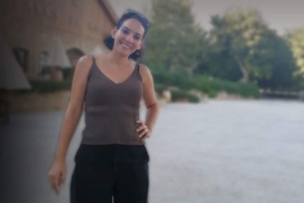 صورة لمحررة CNN دارين العمري