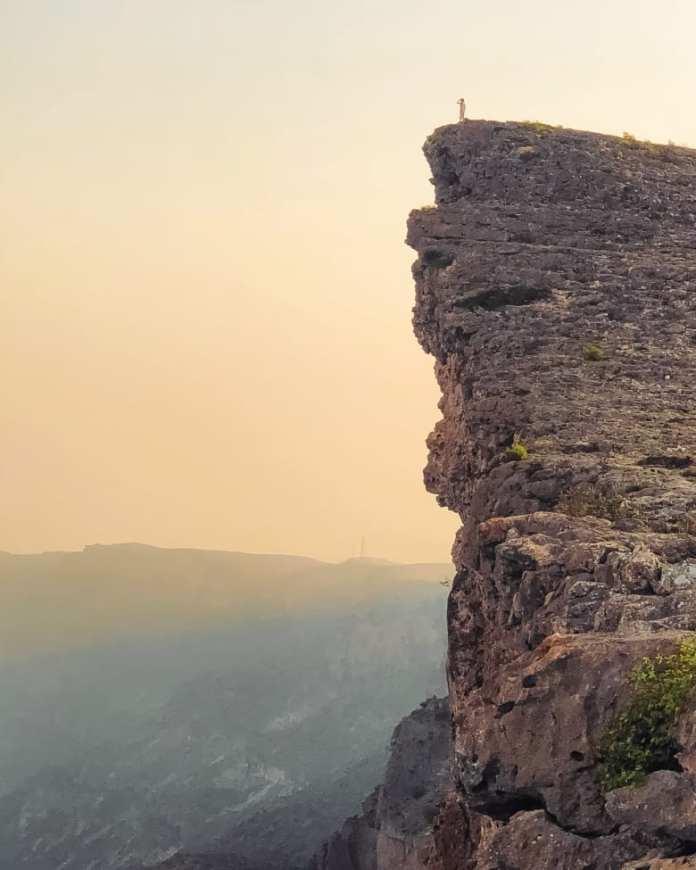 Jabal Samhan in Amman