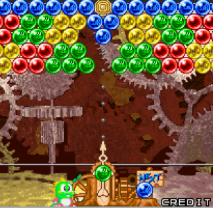 Puzzle Bobble 2   Play Game Online