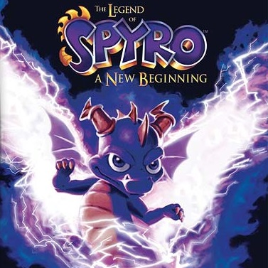 The Legend Of Spyro A New Beginning Play Game Online