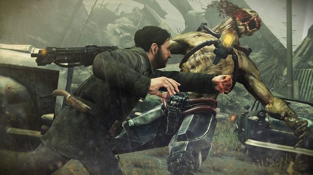 <em>Resistance 3</em>'s world may be hopeless, but it sure is fun