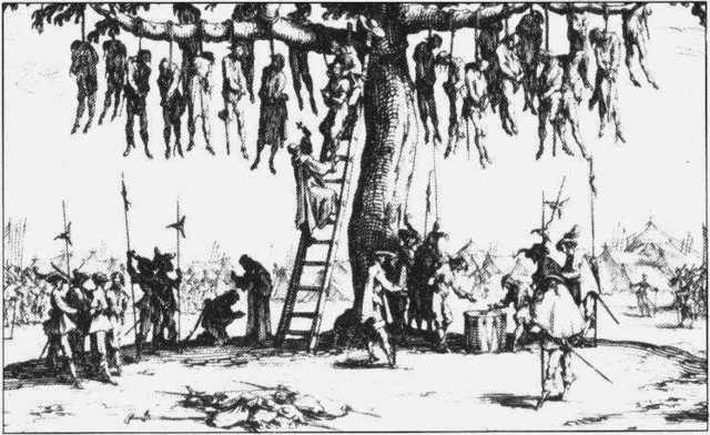 European wars, famine, and plagues driven by changing climate