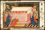 Israelites Cover the Altar