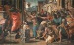 The Sacrifce at Lystra