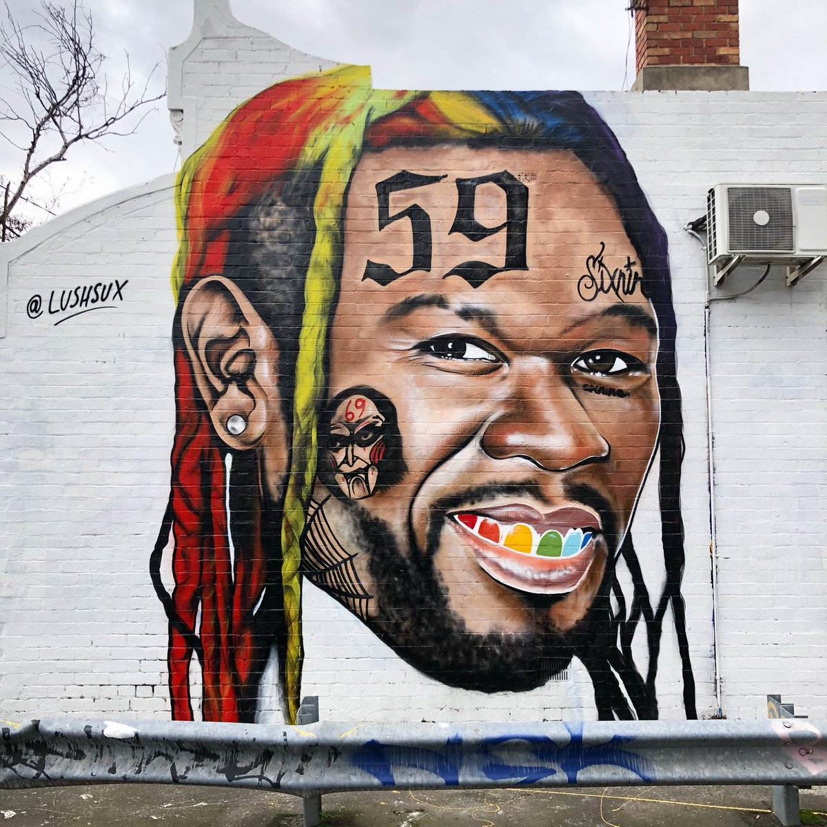 Australia S Answer To Banksy Continues To Offend Celebrities Including One Who Wants To Kill Him Artfido