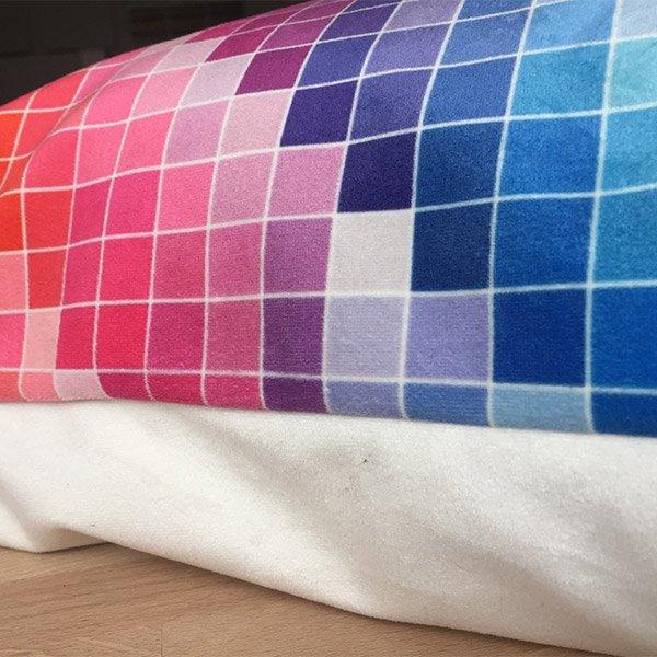 custom printed pillow covers online
