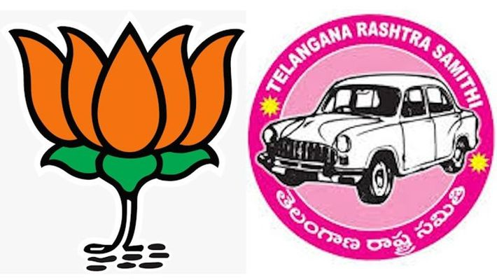 BJP aims at emerging as alternative to TRS in Telangana