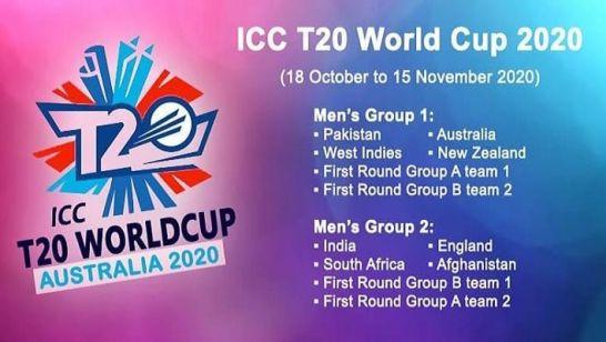 T-20 World cup 2020 में इन 16 टीमों के बीच होगा ...