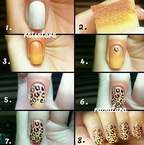 Nail Art Designs Step By Dailymotion Diy