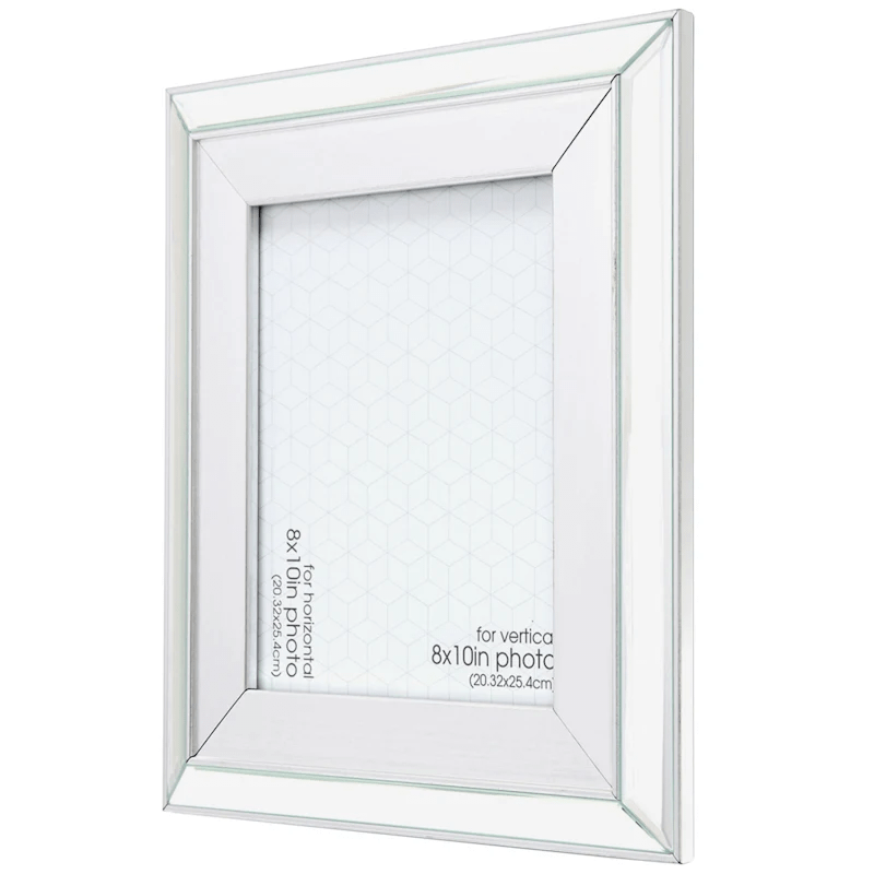 mirror tabletop photo frame