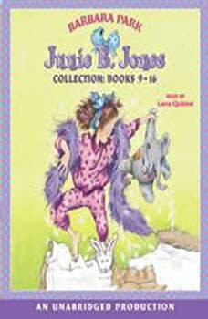Download Junie B Jones Collection Books 9 16 Not A Crook Party Animal Beauty Shop Guy