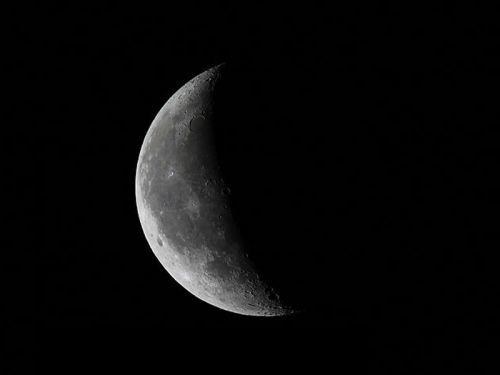 la lune du jour