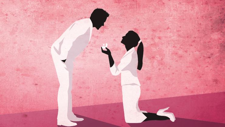 Ja Ich Will 6 Frauen Uber Den Heiratsantrag Wunderweib