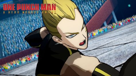 Lightning Max se une mañana al plantel de ONE PUNCH MAN: A HERO ...