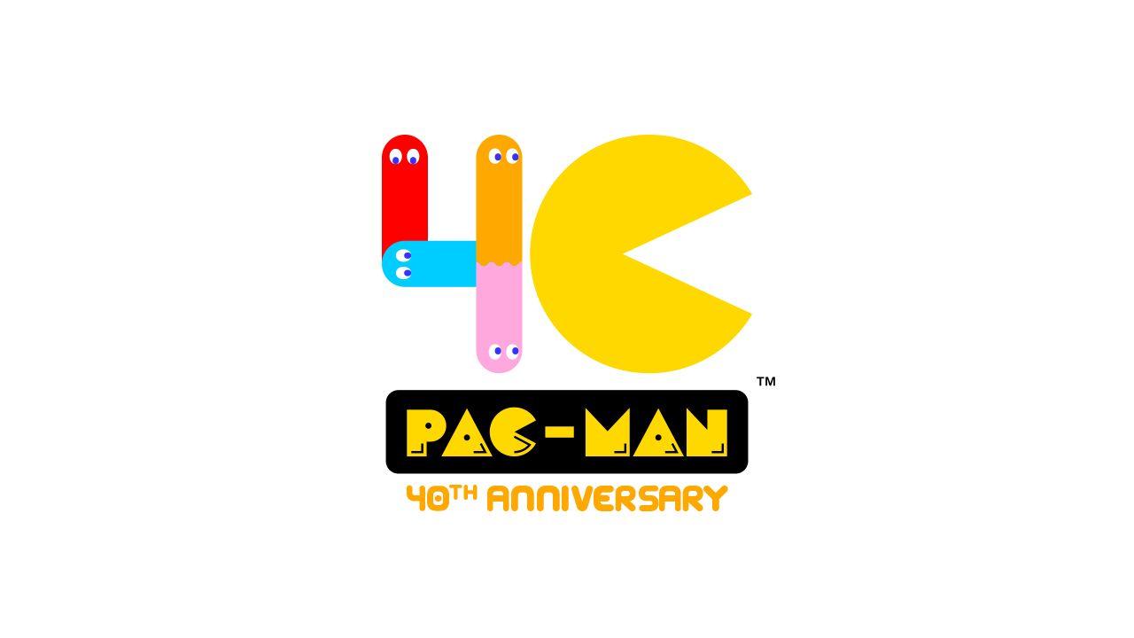 Pac Man Feiert Heute Seinen 40 Geburtstag Bandai Namco Entertainment Europe
