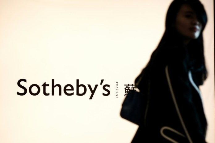 Sotheby's is getting into NFTs