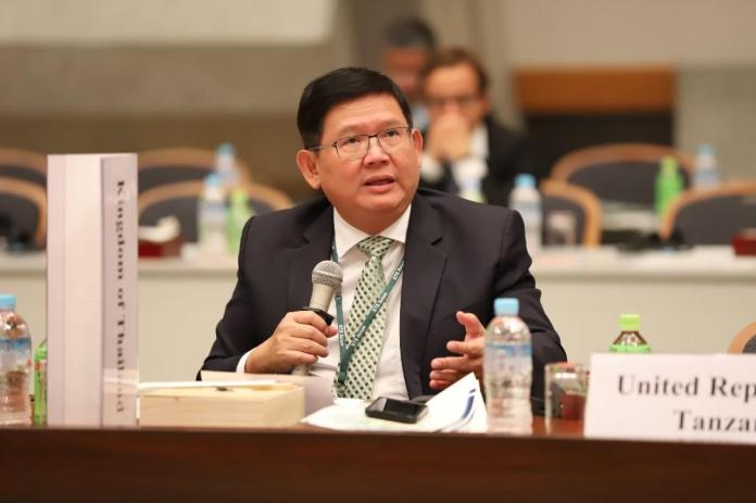 Mr Suvit says many Thai companies have conducted research on how to create added value for sugar cane and rice.