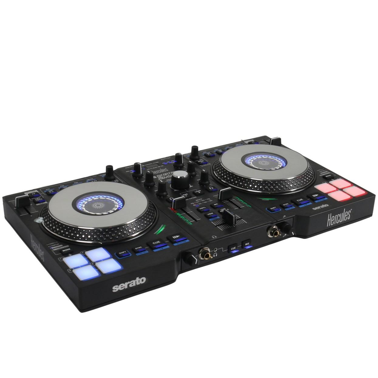 Hercules DJ Control Jogvision DJ-controller