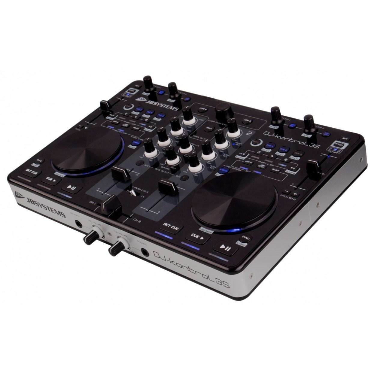 JB systems DJ-Kontrol 3S digitale DJ-controller