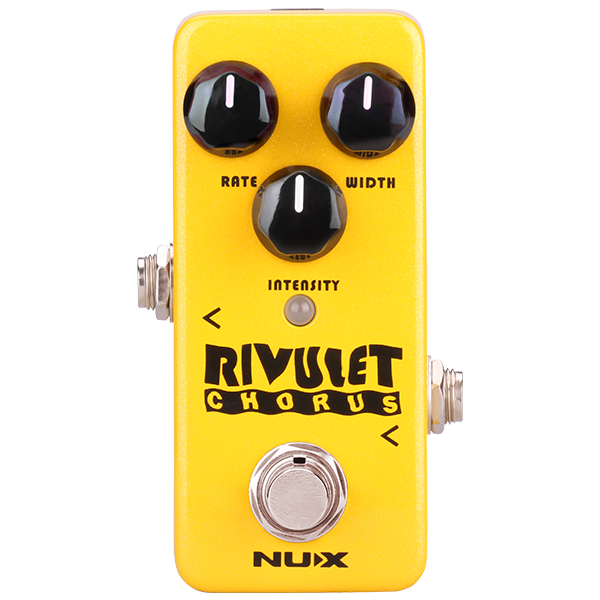NUX Rivulet Chorus effects pedal