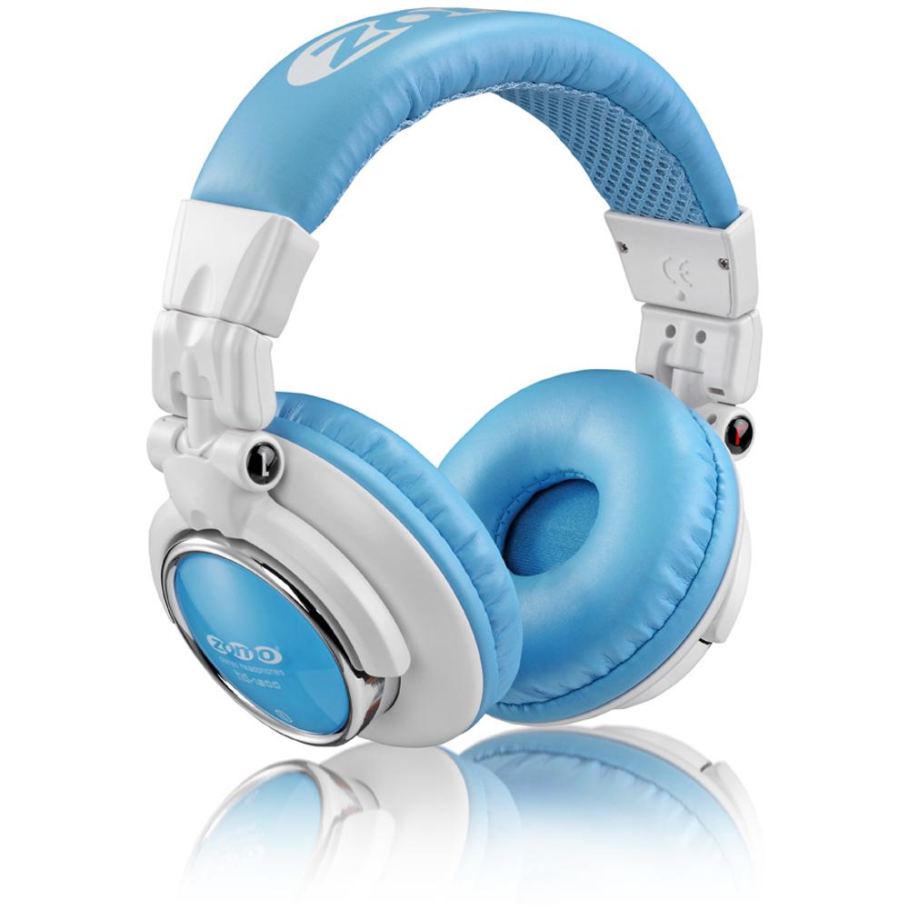 Zomo HD-1200 White-Blue hoofdtelefoon