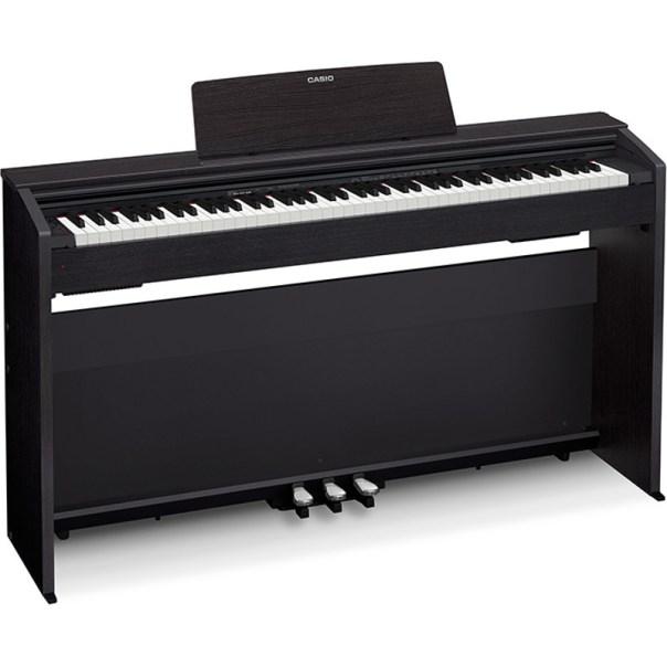 Casio Privia PX-870BK digitale piano zwart
